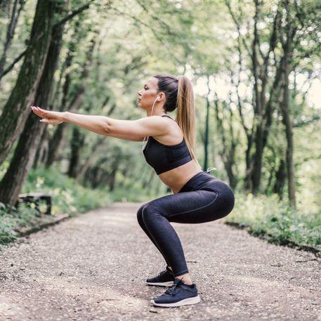 Durch sport weg cellulite Cellulite bekämpfen:
