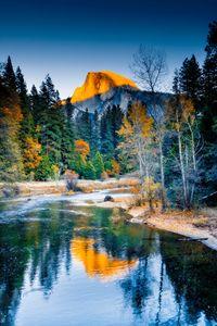 Le parc de Yosemite aux Etats-Unis