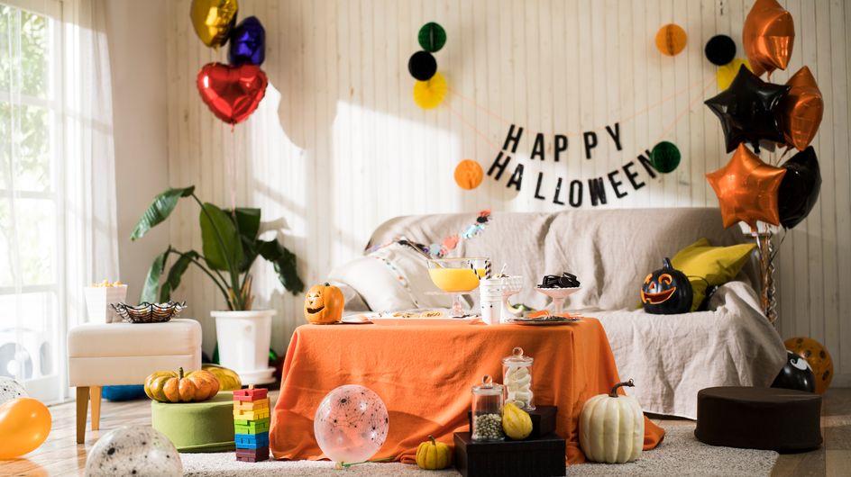 Halloween : sélection shopping pour une table de fête terrifiante