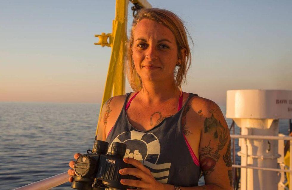 Pia Klemp, capitaine du bateau Sea-Watch, refuse d'être décorée par Anne Hidalgo