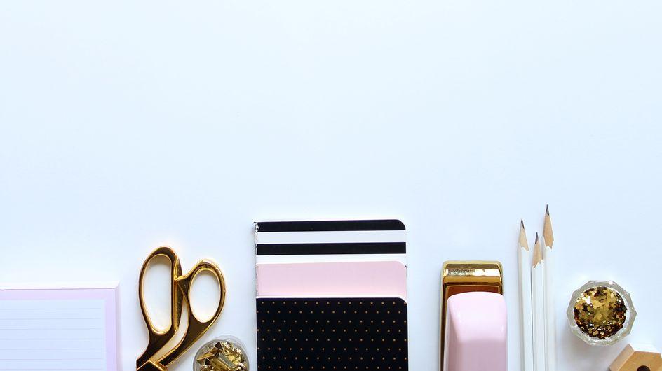 Shopping de rentrée : notre sélection de fournitures tendance