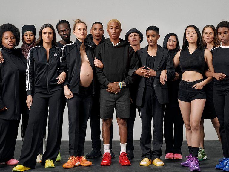 """""""Now Is Her Time"""", Pharrell et Adidas défendent les droits des femmes"""