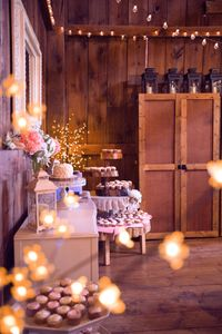 Un lieu chaleureux pour un mariage hivernal