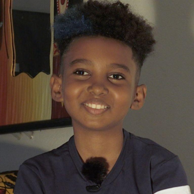 Le Réunionnais Soan à The Voice Kids!