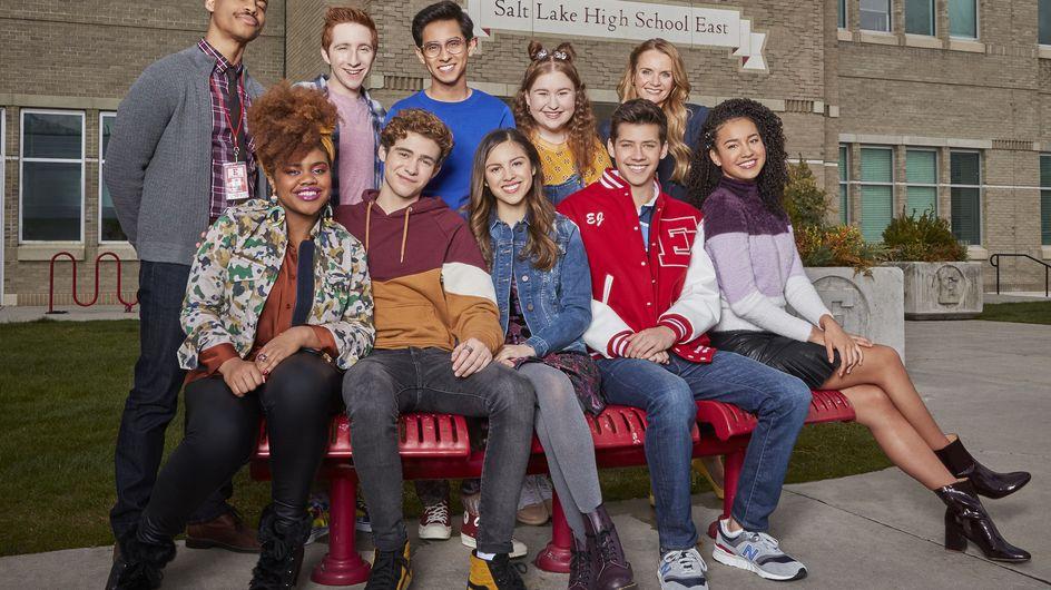High School Musical, la première bande-annonce de la série dévoilée