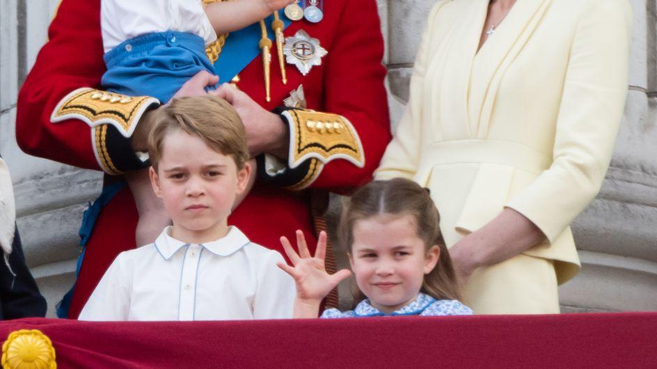 Le prince George moqué par une animatrice télé pour ses cours de ballet