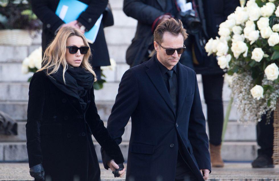 Johnny Hallyday va être exhumé, Laura et David l'auraient appris par la presse