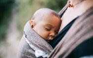 ¿Conoces los beneficios de los portabebés ergonómicos?