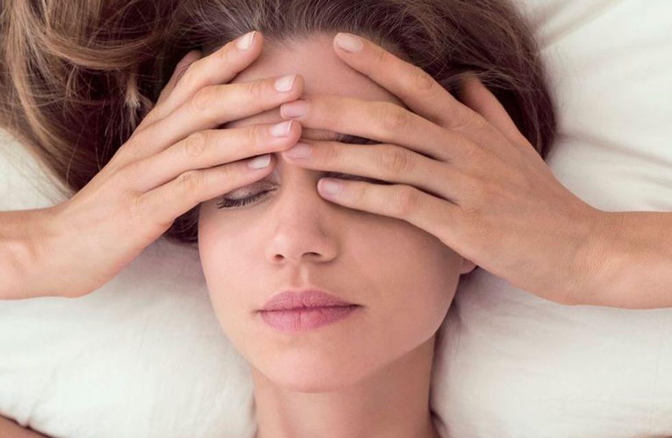 Come eliminare la stanchezza dal tuo viso