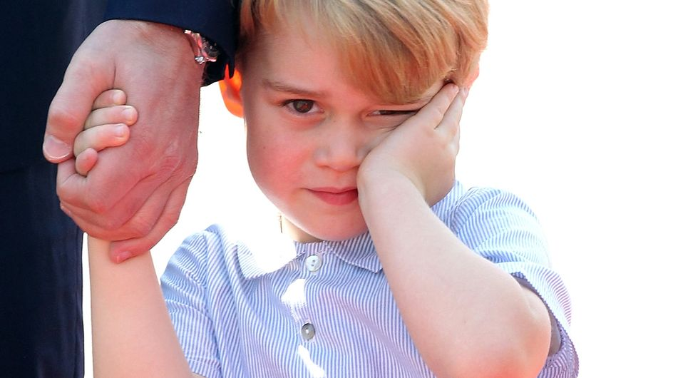 William und Kate in Sorge: Prinz George wird öffentlich gemobbt