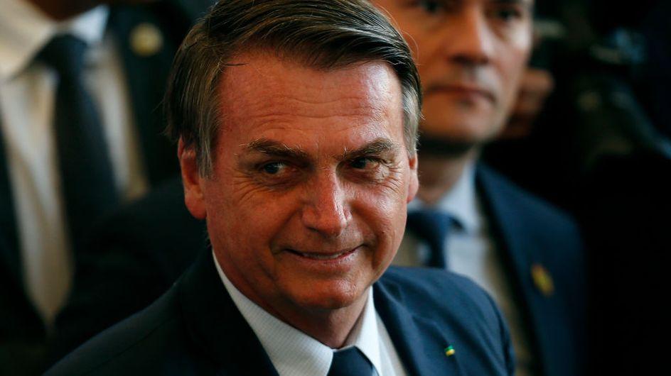 """Le Brésil refuse l'aide du G7 pour l'Amazonie: """"que Macron s'occupe de ses colonies"""""""