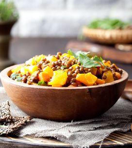 Cómo acompañar las lentejas: 6 recetas sanas y deliciosas