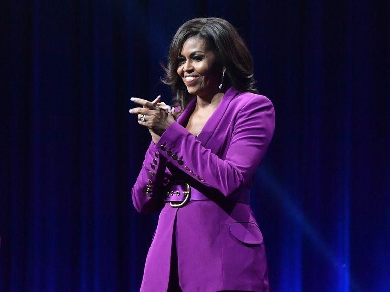 Quelle actrice incarnera Michelle Obama dans une nouvelle série ?