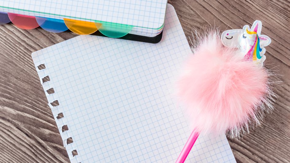 Si torna a scuola con gli unicorni: ecco gli accessori più carini!