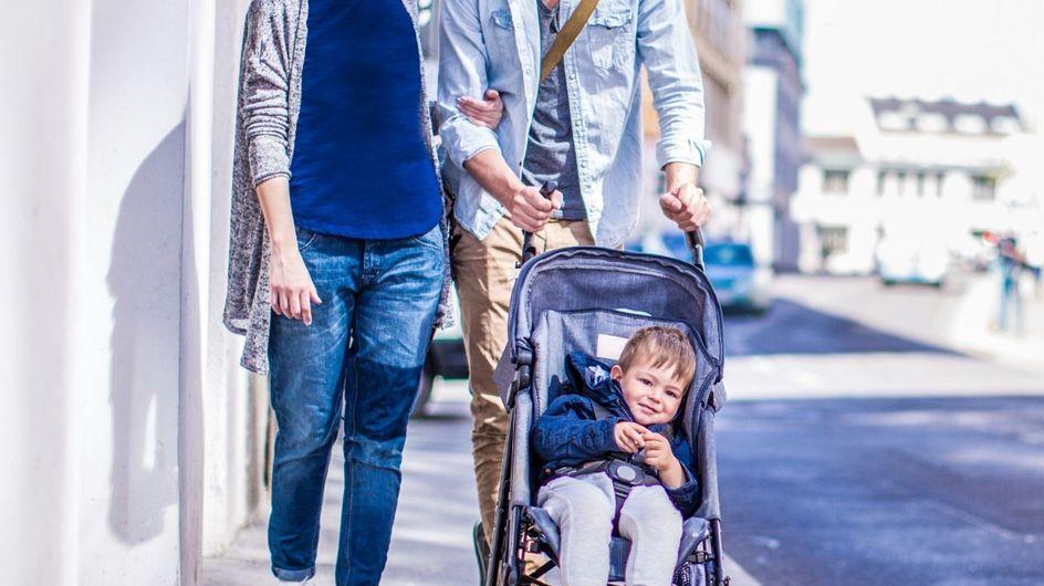 Come scegliere il passeggino più adatto alla vita in città