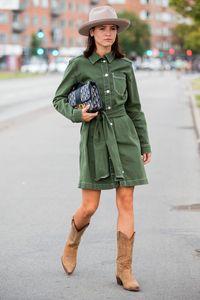 Cowboystiefel kombinieren: Schöne Looks zu Nachstylen