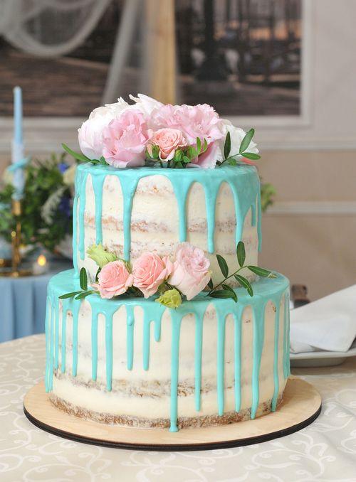 Das Ist Der Schönste Torten Trend Der Saison Drip Cakes