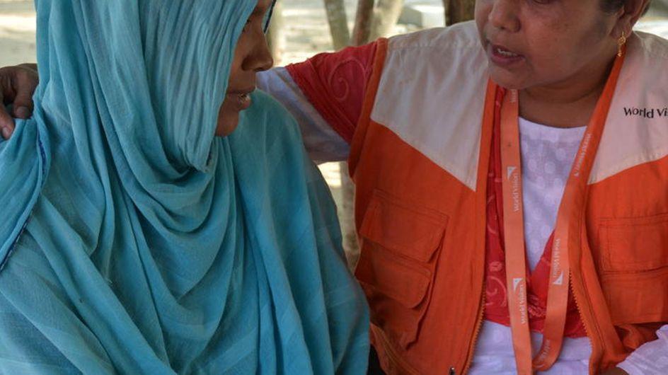 Combatir la violencia de género en el campamento de refugiados más grande del mundo