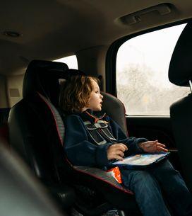 '¿Cuánto queda?': Gadgets que harán que viajar con niños sea mucho más fácil