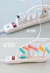 Organiser ses câbles