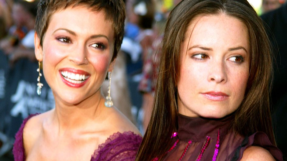 Alyssa Milano et Holly Marie Combs, les deux stars de Charmed réunies