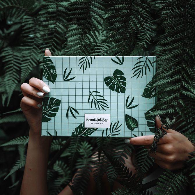 "Beautiful Box by aufeminin ""Fresh Start"", la box beauté de septembre 2019"