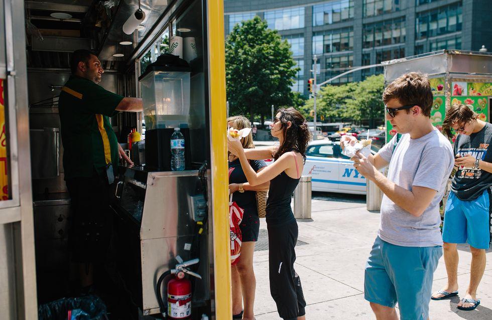 Allier street food et zéro déchet, c'est possible !