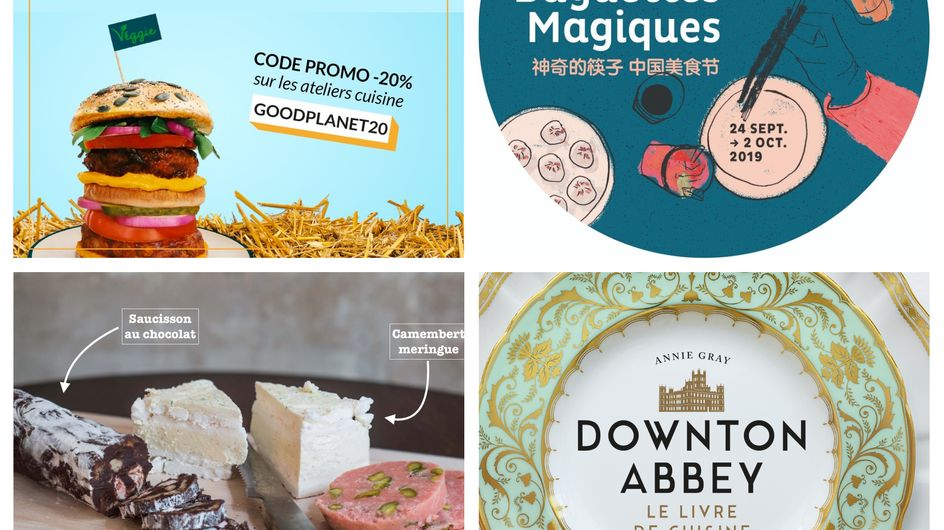 Foodorama : quoi de neuf en septembre sur la planète food?