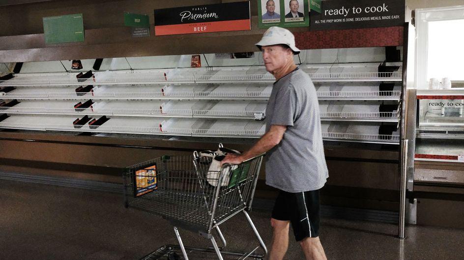Frappées par l'ouragan Dorian, 61.000 personnes auraient besoin d'une aide alimentaire