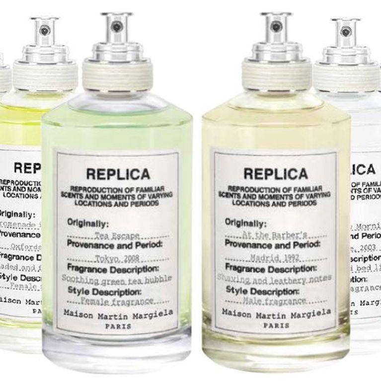 timeless design e82e4 81c47 Replica: le nuove fragranze di Maison Martin Margiela