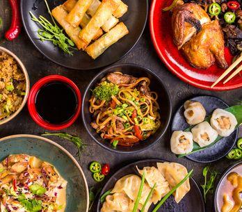 Cocina asiática: recetas rápidas y sencillas para principiantes impacientes