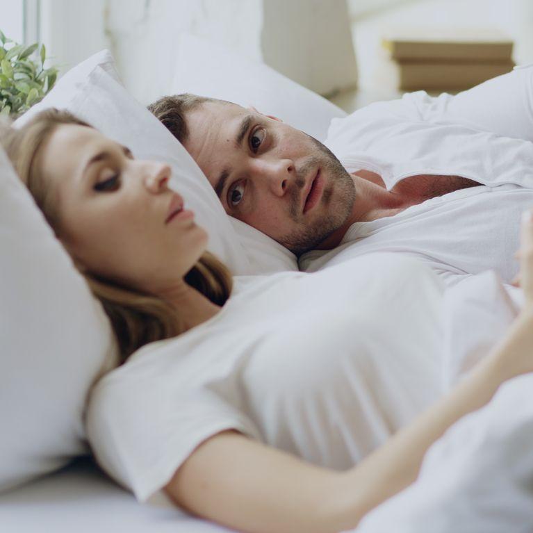 no deseo a mi esposo pero lo amo