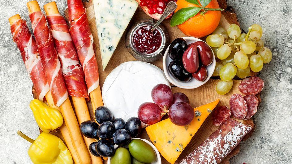 Antipasti-Platte: In 5 Schritten zum perfekten Vorspeisen-Buffet