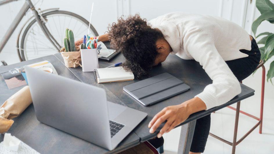 Le stress au travail pourrait nous faire perdre 33 ans d'espérance de vie