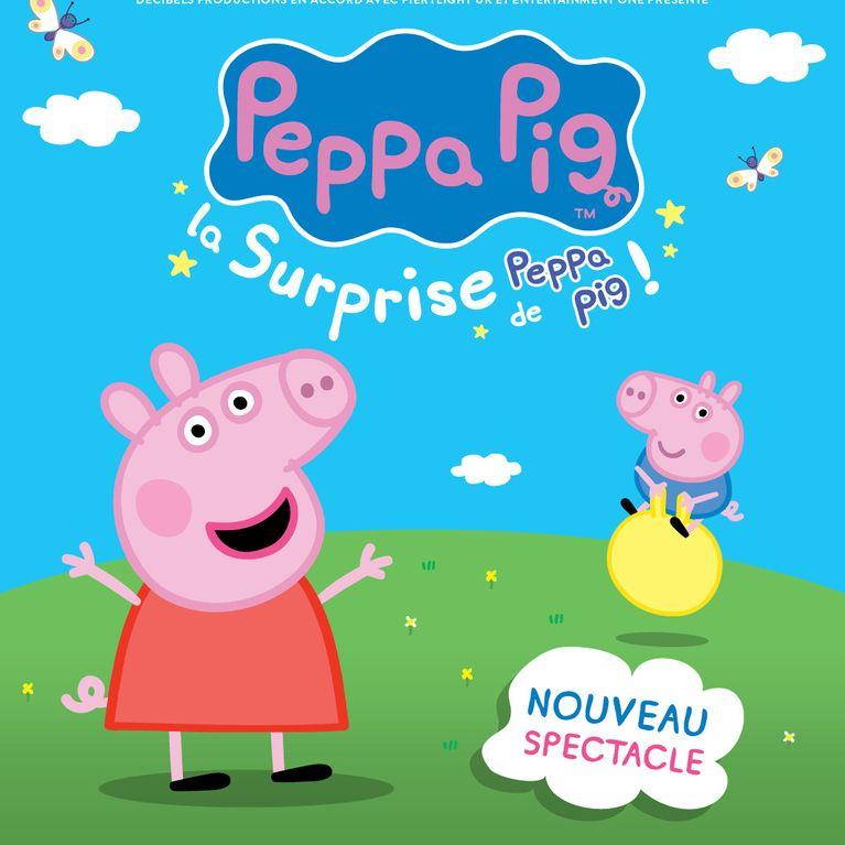 Peppa Pig Est De Retour Dans Un Nouveau Spectacle