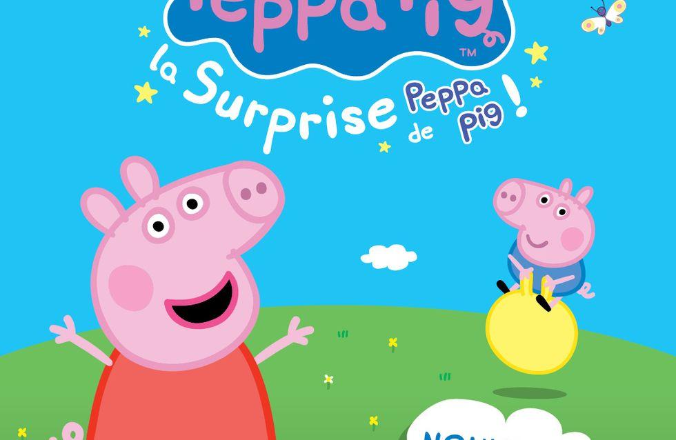 Peppa Pig est de retour dans un nouveau spectacle que vos enfants vont adorer