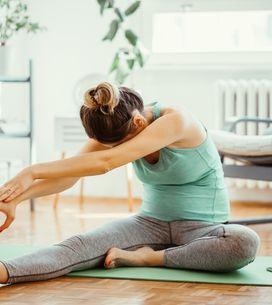 5 estiramientos para hacer antes y después de practicar deporte