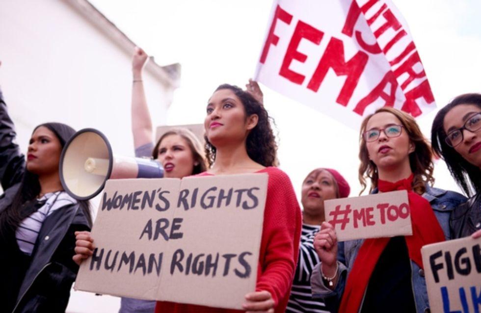 Des milliers de Sud-Africaines dans les rues pour protester contre les violences faites aux femmes
