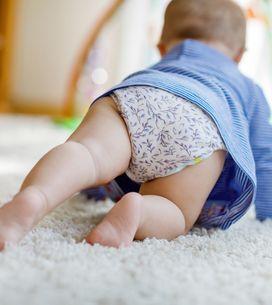Wunder Po beim Baby: Diese Hausmittel helfen!