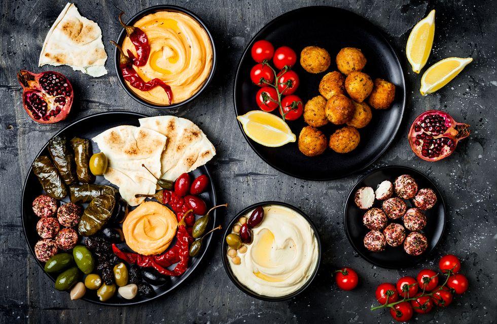 Ustensiles et idées recettes pour cuisiner libanais