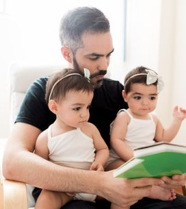 ¿Gemelos a la vista? Consejos para padres primerizos