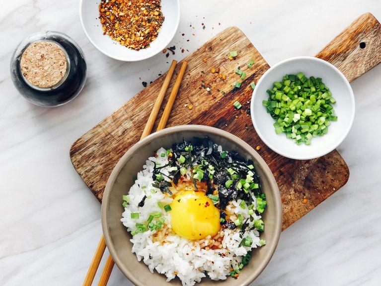 Japanisch kochen: Einfache Rezepte für echtes Japan-Feeling