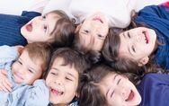 ¿Cómo organizarse cuando eres una familia numerosa?
