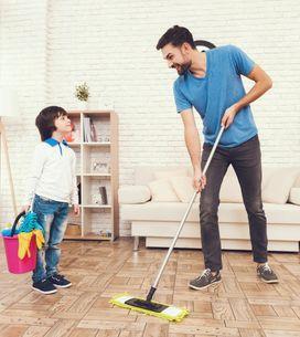 Cómo limpiar pisos muy sucios: trucos infalibles para un suelo radiante