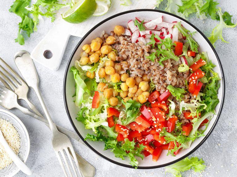 Eiweiß Diät: Dauerhaft abnehmen mit Eiweiß-Rezepten