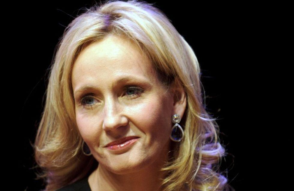 J.K. Rowling fait un don de 17 millions d'euros pour la recherche sur la sclérose en plaques