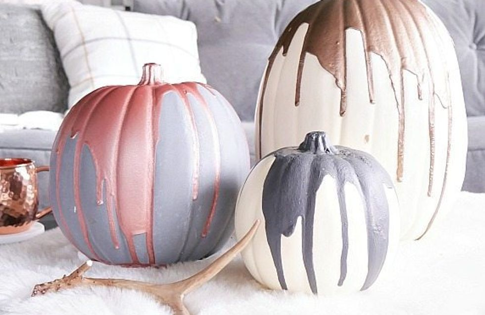 5 idées de citrouilles originales et jolies pour Halloween