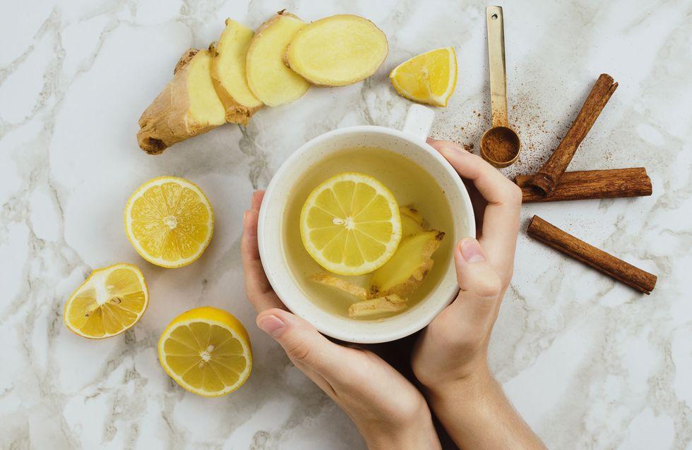 Dolor de garganta y primeros resfriados, ¿sabes cuáles son los mejores remedios caseros?
