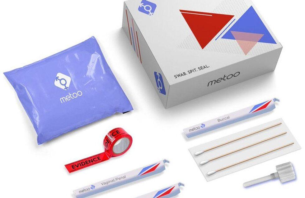 """""""MeToo"""", ce kit de prélèvement pour les personnes ayant subi un viol fait polémique"""