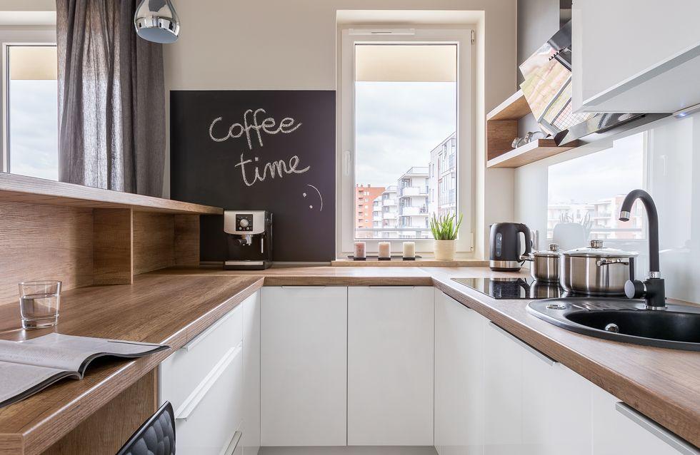 Ces objets parfaits pour les petites cuisines
